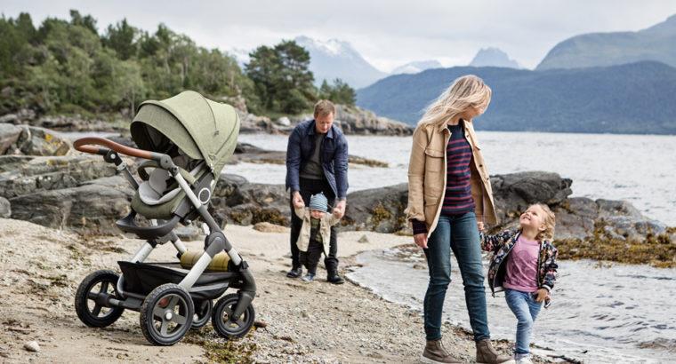 Stokke® Trailz™ Nordic Green Exclusive Edition