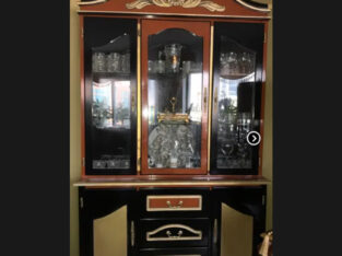 Classy Display cabinet