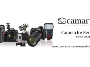 Photography Equipment Rental Dubai Camera on Rent