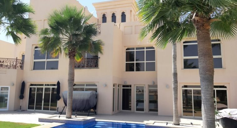 VIP 5 BDR + maid UPGRADED Beach Villa,RAK,UAE