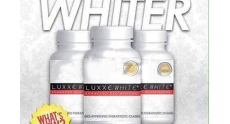 Luxxe white FRONTROW special offer price