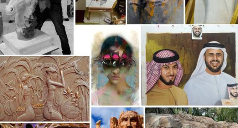 Fine Arts_ PAINTING AND SCULPTURE ARTIST