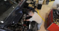 Auto repair service and car parts shop in Europe (