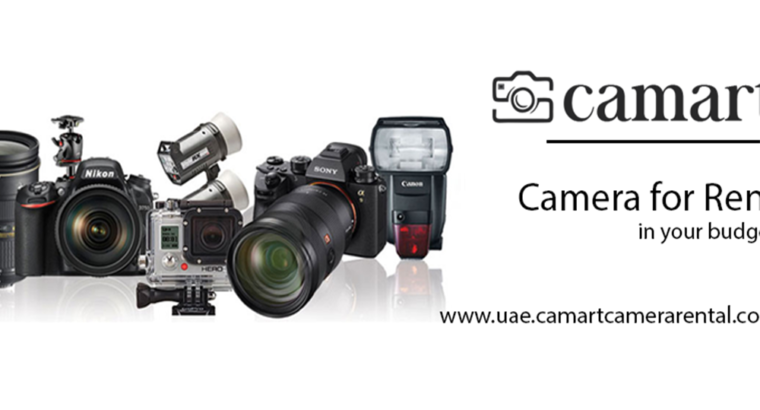 Photography Equipment Rental Dubai Camera on Rent