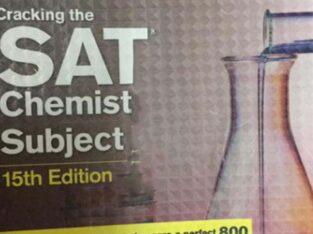 SAT II BOOKS