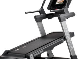 FreeMotion i11.9 Incline Trainer Exercise Treadmil