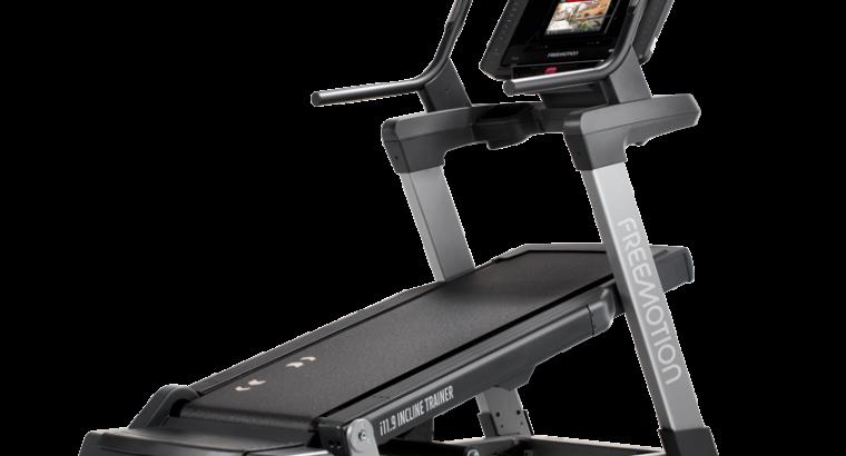 FreeMotion i11.9 Incline Trainer Exercise Treadmil