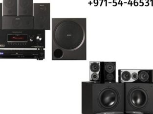 Professional Loudspeakers, Sound Systems rental in