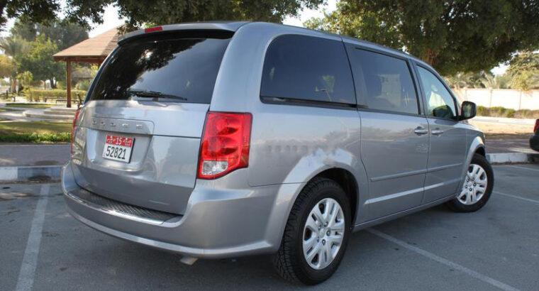 Dodge Grand Caravan V6 3,6L 2014 USA (Vrey Clean)