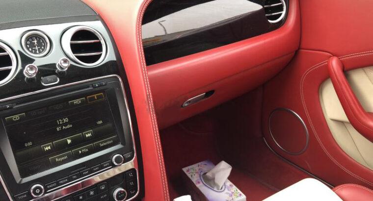 Bentley Continental GT sport package GCC 2014