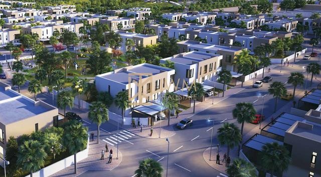 Easy payment | 2 Br Townhouse New Sharjah