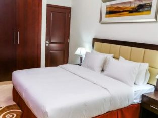 Furnished One Bedroom in a Deluxe Hotel Apartment