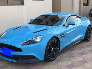 Unique Aston Martin 2014 for sale