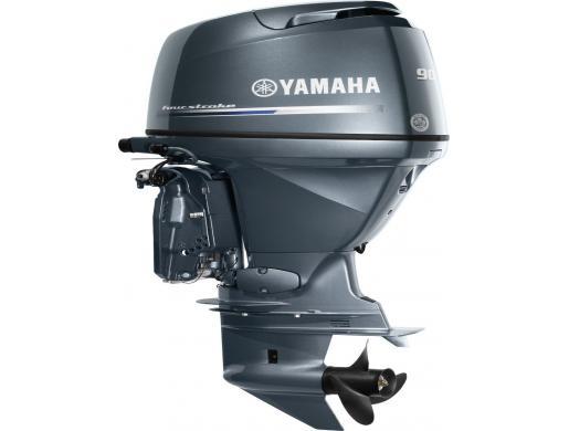 Twin Yamaha 150hp Setup F150XCA LF150XCA 4 stroke