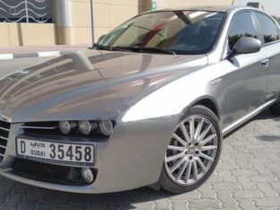 Alfa Romeo 159 V6 3.2 – only done 120k km
