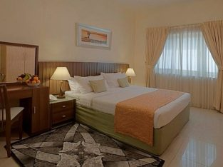 Deluxe 3BR Apartment in Abu Dhabi opposite of the