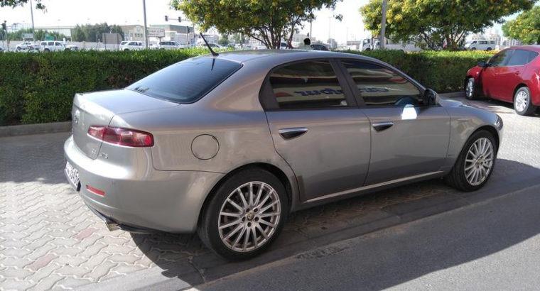 Alfa Romeo 159 V6 3.2 – only done 120k km
