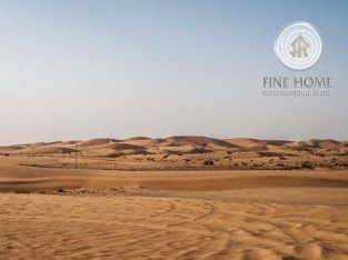 Residential land in Mohamed Bin Zayed City
