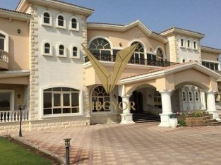 Luxury 9 Bed Furnished Villa in Sharjah for Sale