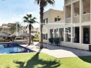 Breathtaking 5BR Villa w/ Lake View in Emirates Hi