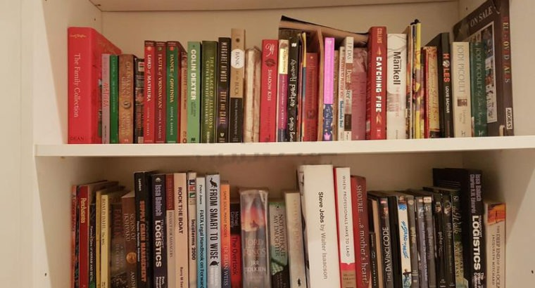 fiction and non fiction and management books for s