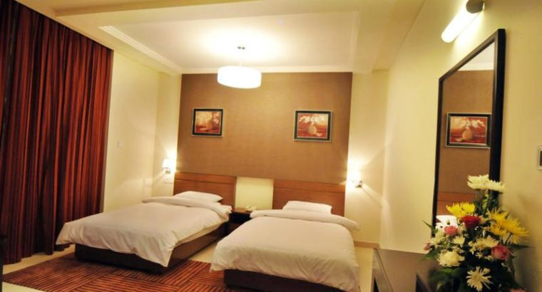 Fully Furnished Deluxe Studio Hotel Apartment near