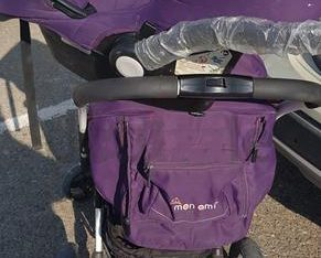 Baby Stroller + Car Seat Heavy Duty