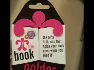 Book Holder for reading