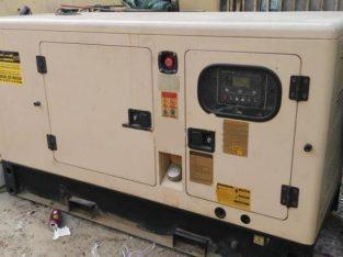 Generators from 2 kva to 500kva and construction e
