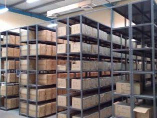 Multi Tier Warehouse Racks – AED 205 each