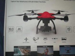 Professional 4k DRONE 4K follow me shake free shot