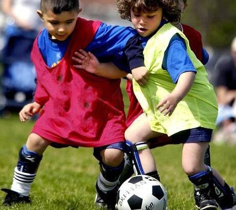 Individual and group football trainings