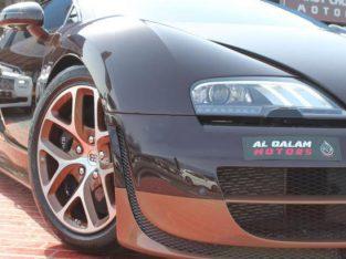 Bugatti grand sport vitesse 1-of-4 2015 GCC space