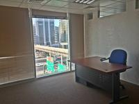 Shared Office for rent in Garhoud AED 22,000/yr