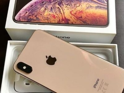 Apple iPhone XS 64GB = $450USD , iPhone XS Max 64G