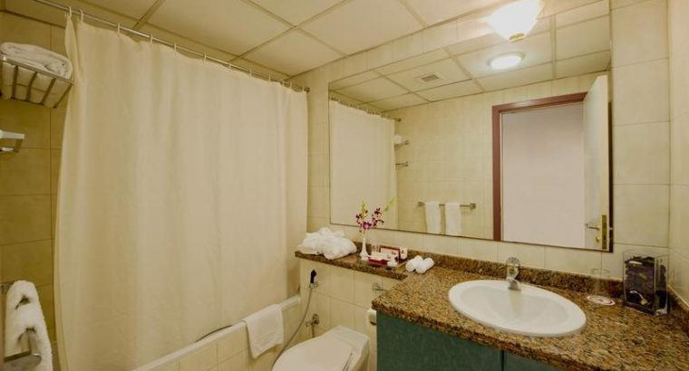 Fully Furnished Studio in a Luxury Hotel Apartment