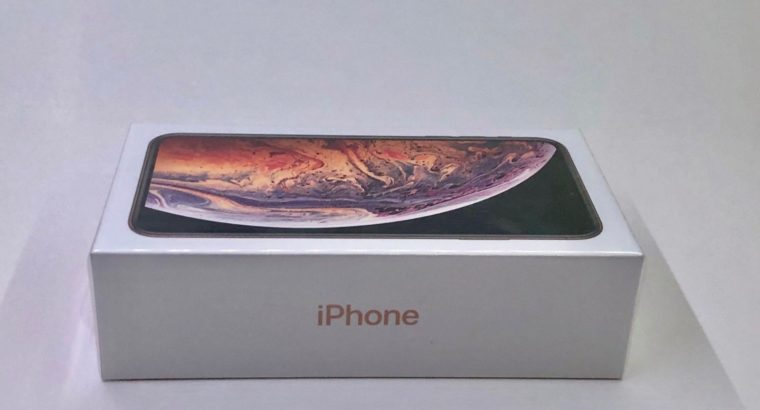 FOR SALE: Brand New Unlocked Apple iPhone XS Max 5