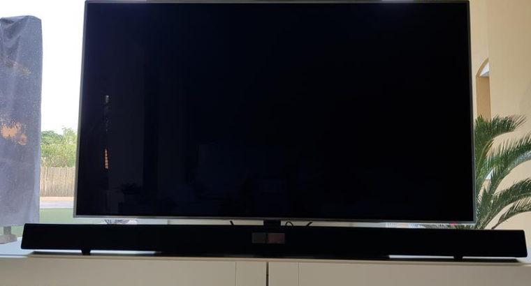Samsung LED TV Wireless Soundbar/Subwoofer for sal