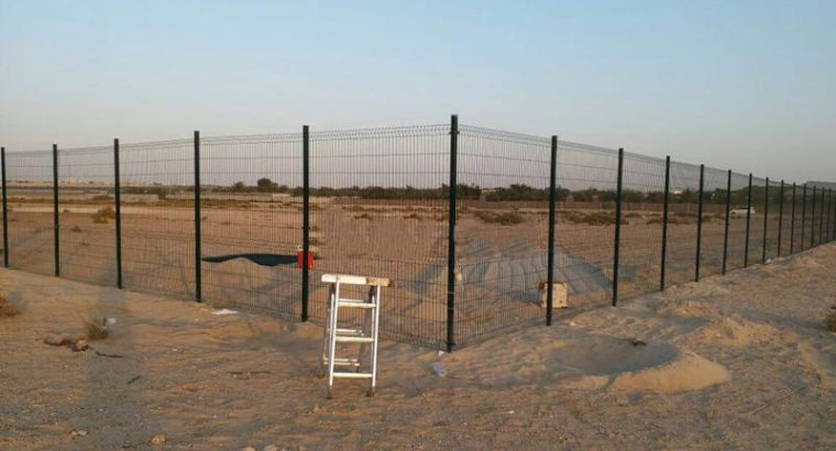 WELDED MESH FENCE / for sale urgent
