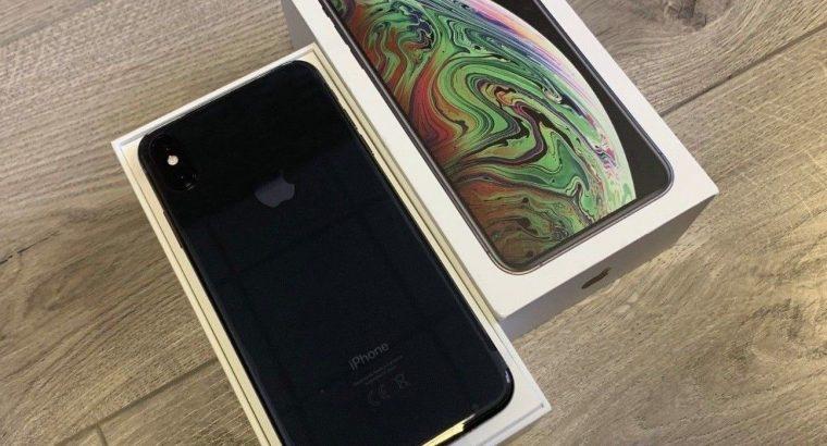 Apple iPhone XS 64GB = $450USD , iPhone XS Max 64G