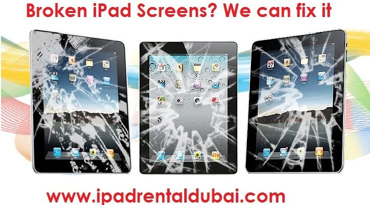 iPad Repair Service Center | Call +971-54-4653108