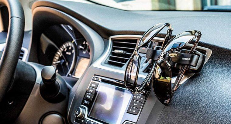 car sunglasses clip