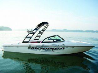 Moomba Outback Wake Boat
