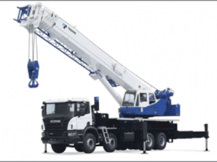 65 TONS TEDANO CRANE FOR SALE WITH DISCOUNTED PRIC