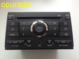 Original Nissan Audio Player MP3 – AUX