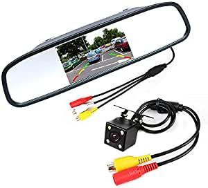 Mirar Monitor Camera + Parking Sensor @ Fitting