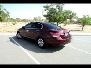 Honda Accord 2012 good condition with all Accord