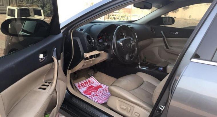 Nissan Maxima 2014 gcc
