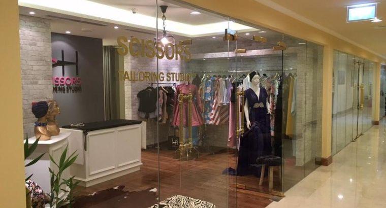 Luxury retail shop in Kempinski Palm Jumeriah star