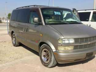 BEAUTIFUL CHEVROLET ASTRO VAN !! FRESH JAPAN IMPOR